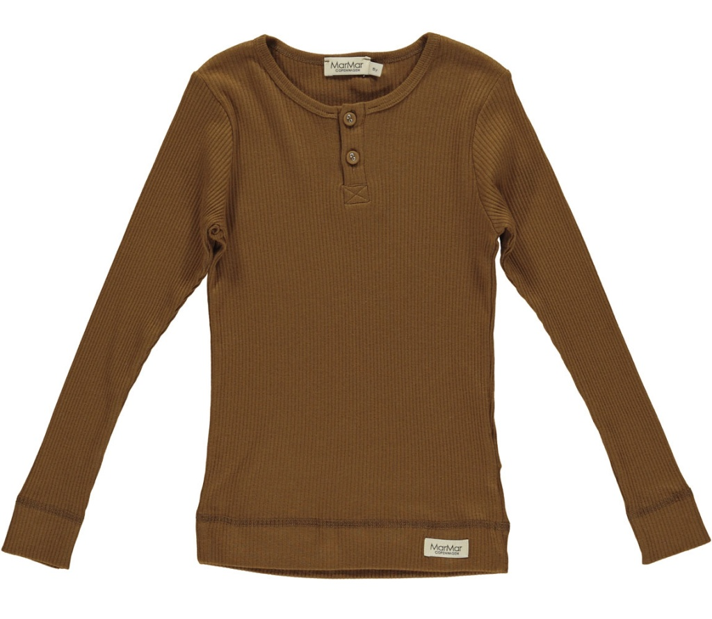 Tee Modal LS Leather