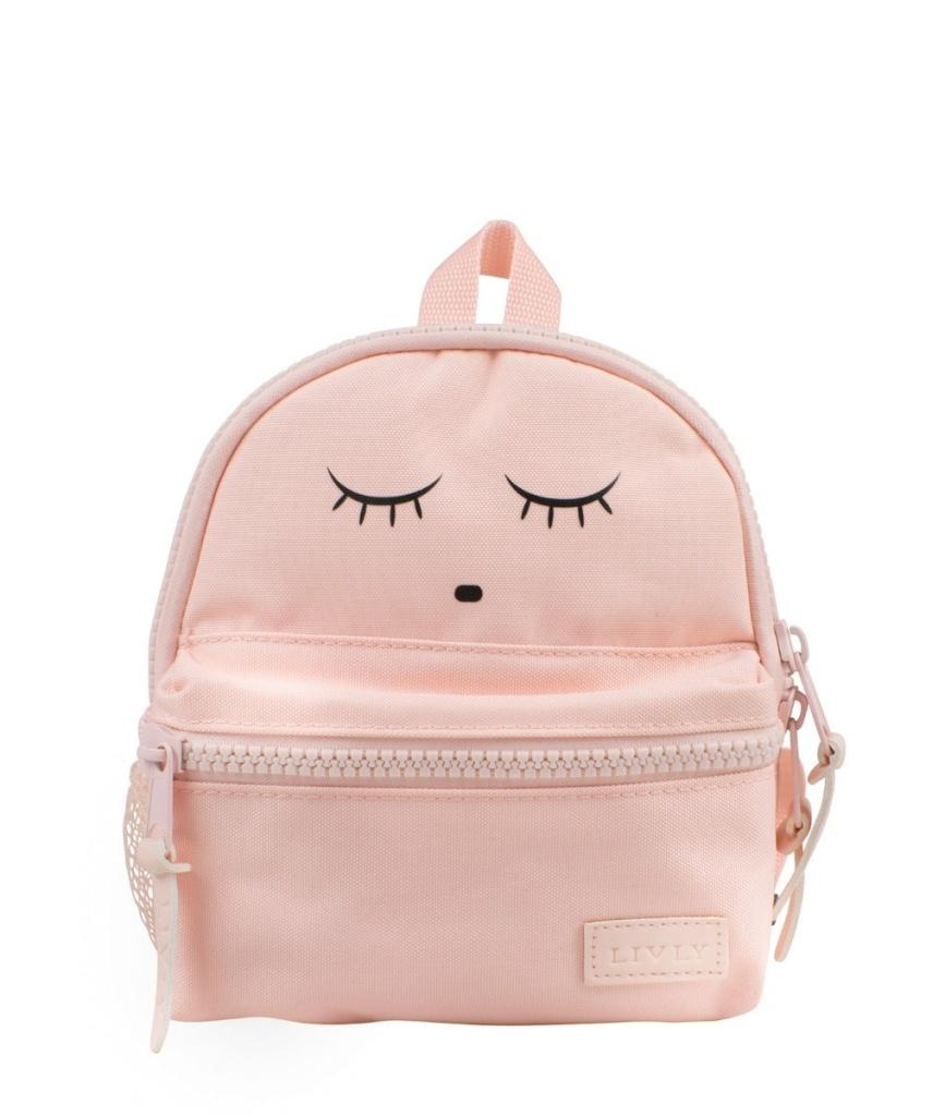 Mini Backpack pink/ sleeping cutie