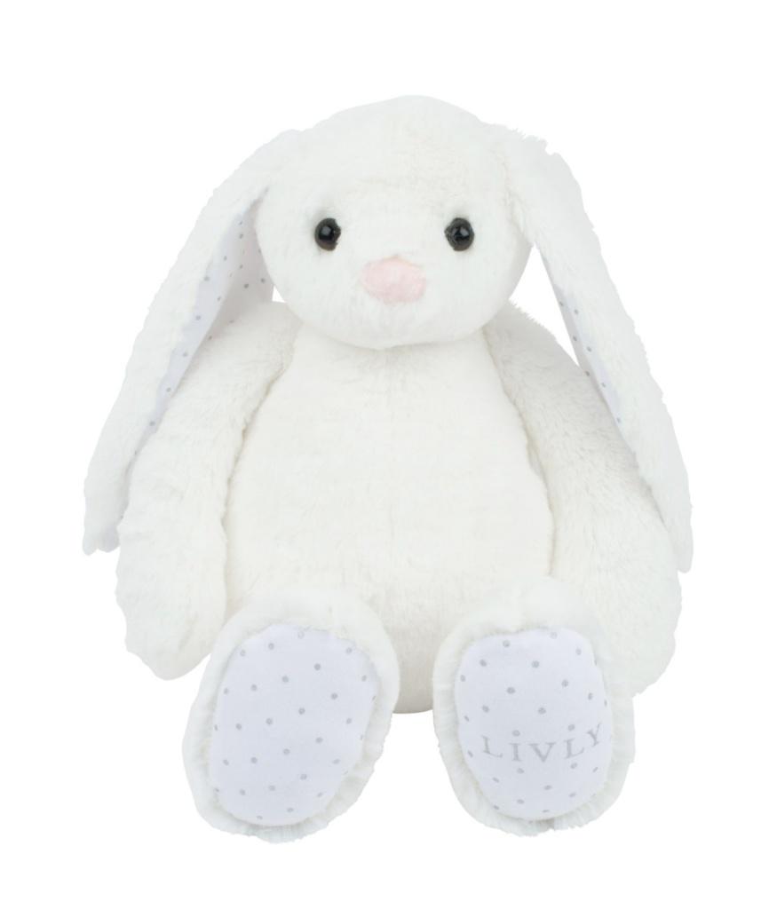 Bunny Marley White Medium