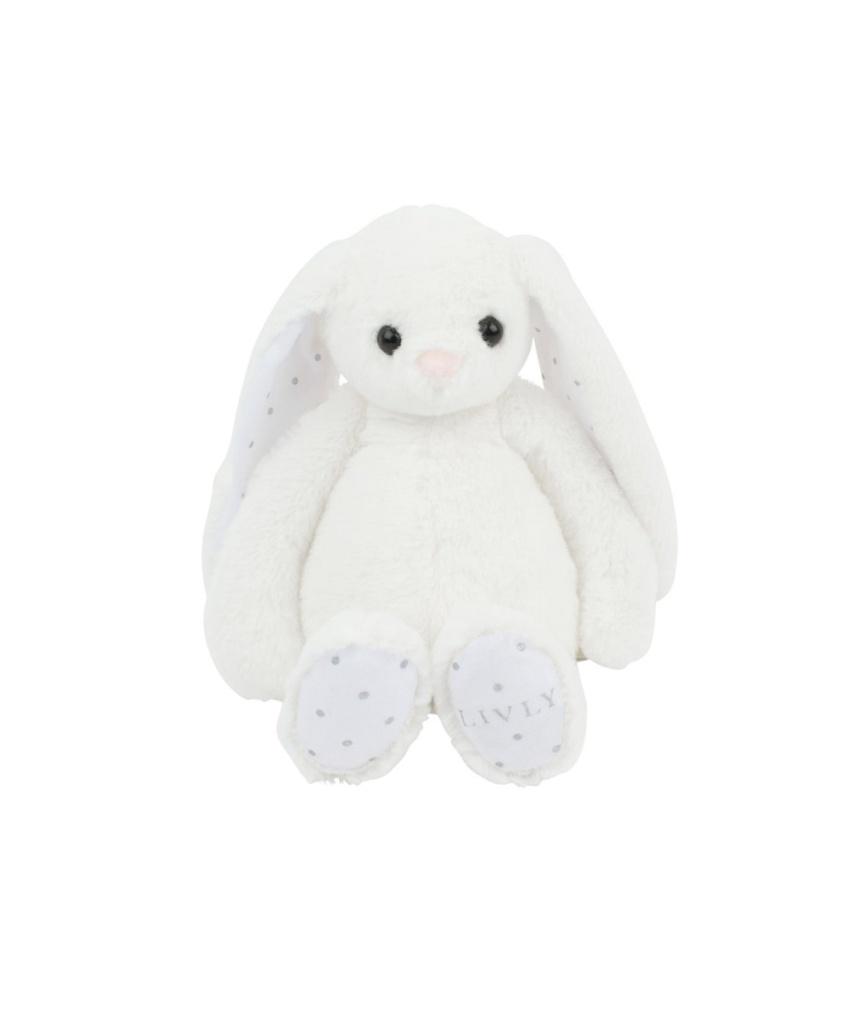 Bunny Marley White Small