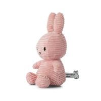 Miffy Corduroy Rosa, 23 cm