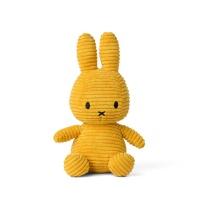 Miffy Corduroy gul,  23 cm