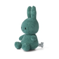 Miffy Corduroy Grön, 23 cm