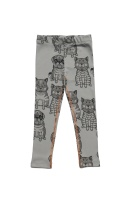 Leggings Cats + Pug Sage