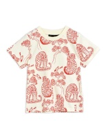 Tigers aop ss tee Red - Chapter 3