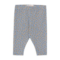 SMALL FLOWERS BABY PANT summer grey/honey