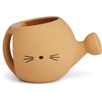 Lyon watering/Cat yellow mellow
