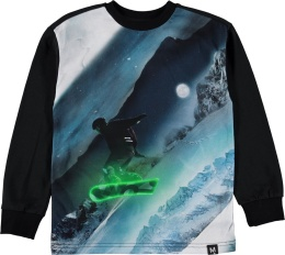 Risci Night Snowboarding