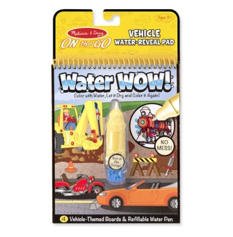 Water Wow Motorfordon