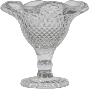Glasscoupe Vanilla Ice