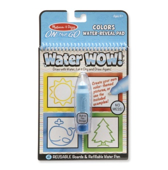 Water Wow figurer