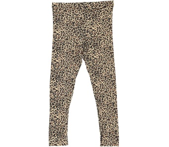 Leggings Brown Leo