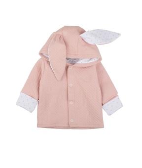 BUNNY CARDIGAN/Pink