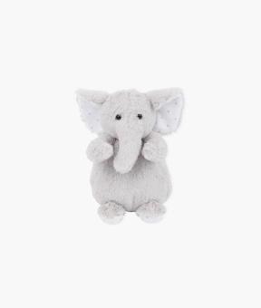 Charlie elephant tiny grey