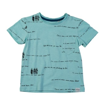 Zour tee, Pale turquoise