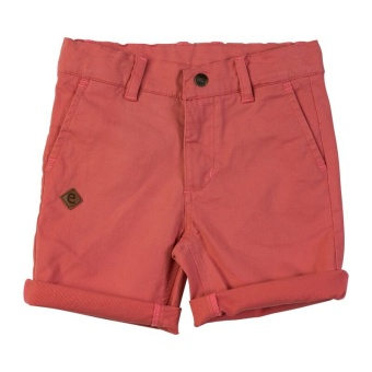 Florin chinos shorts, Sea coral
