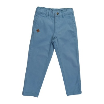 Freddy chinos, Faded denimblue