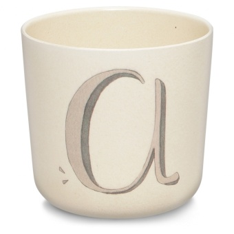 ALPHABET CUP f