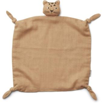 Agnete cuddle cloth Leopard