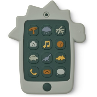 Bitleksak Thomas Mobile Phone Dino dove blue