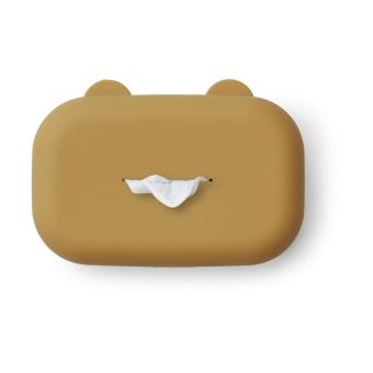 Emi wet wipes cover Golden caramel