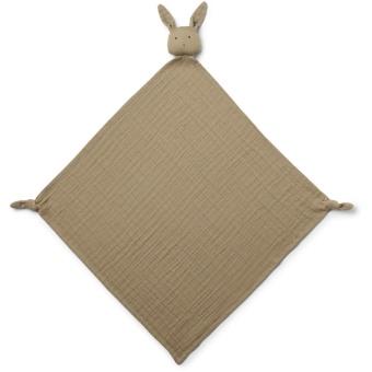 Robbie multi muslin cloth Rabbit oat