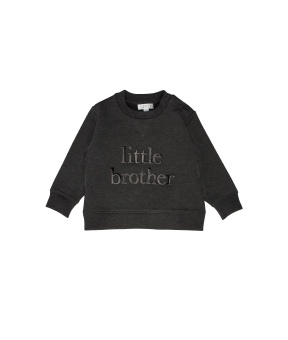SIBLING SWEATSHIRT LITTLE BROTHER