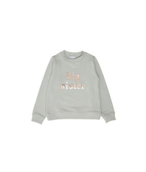 SIBLING SWEATSHIRT BIG SISTER