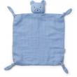 Agnete cuddle cloth Mr bear sky blue