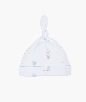 Flying Elephants Tossie Hat Blue