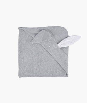 Bunny Towel Grey
