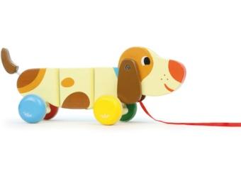 Dragdjur 'Hunden Basile' ledad