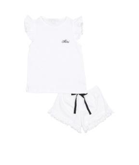 Mini livly girls set White/Mini
