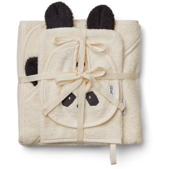 Presentförpackning Frotté Baby Set Panda