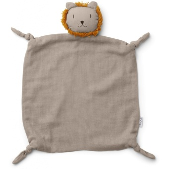 Agnete cuddle cloth Lion stone beige