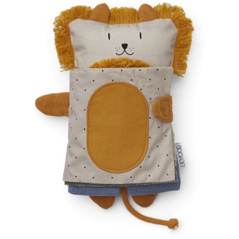 Karlo sensory book Lion mix