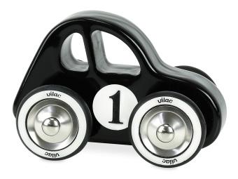 Bil 'Svängom' svart