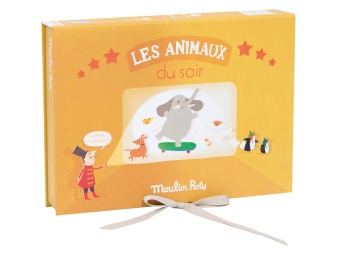 Box Ficklampa med berättelser