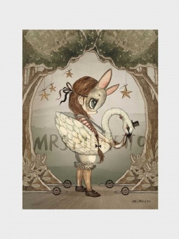 Mrs Mighetto -Miss Edda 18*24