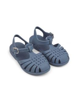 Sindy Sandal Blue Wave