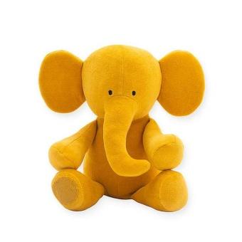 Jollein Gosedjur Elephant Mustard