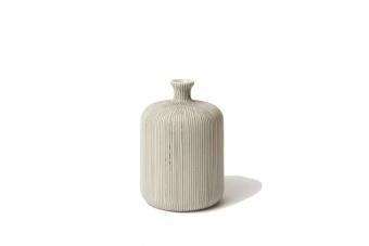 Lindform Vase Bottle Grey Medium