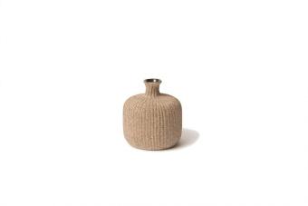 Lindform Vase Bottle Sand Small