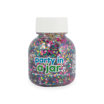 Ooly Party in a jar glitter