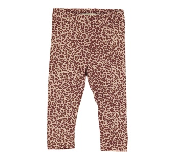 Leggings Wine/Leo