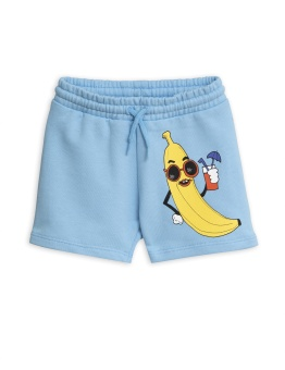 Banana sp sweatshorts / Light blue