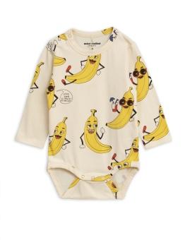 Banana aop ls body / Offwhite