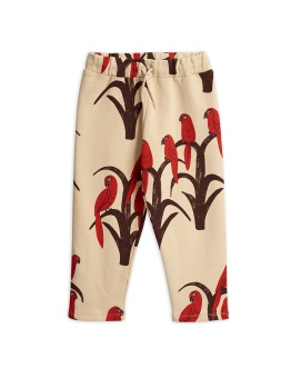Parrot aop sweatpants