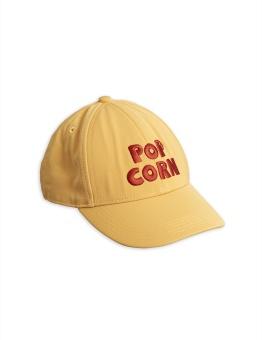 Pop corn embroidery cap