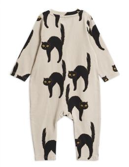 Catz jumpsuit light grey